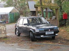 Rover Maestro 1.3 L. (Andrew 2.8i) Tags: classic classics carspotting spotted spotting street car cars streetspotting british hatch hatchback austinrover 1300l 13l l 13 1300 maestro rover uk unitedkingdom