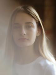 Irina (Valentyn Kolesnyk (ValeKo)) Tags: pentax people portrait petzvale mood light look k3 ko120m 120mm 18
