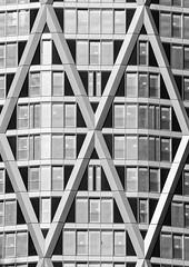 Diamonds (Joseph Pearson Images) Tags: architecture abstract london blackandwhite mono bw lines geometric building