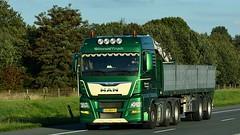 NL - Willem Dreef Transporten MAN TGX XLX (BonsaiTruck) Tags: willem dreef man tgx lkw lastwagen lastzug truck lorry camion caminhoes