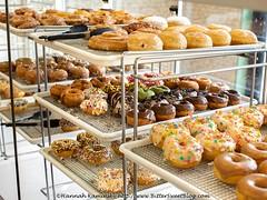 Vegan Donut Gelato (Bitter-Sweet-) Tags: vegan food sweet dessert fried pastry doughnut donut snack breakfast egglees dairyfree sugar bayarea eastbay eatingout oakland glaze icing frosting he