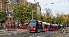 DeLaMarkar (Peter ( phonepics only) Eijkman) Tags: amsterdam city combino gvb tram transport trams tramtracks trolley rail rails strassenbahn streetcars nederland netherlands nederlandse noordholland holland