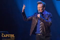 conan and friends 11.7.18 photos by chad anderson-7416 (capitoltheatre) Tags: thecapitoltheatre capitoltheatre thecap conan conanobrien conanfriends housephotographer portchester portchesterny comedy comedian funny laugh joke