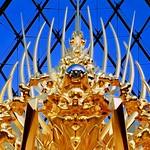 Throne (©Kohei NAWA | SANDWICH Inc.) @ Louvre, Paris thumbnail