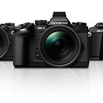 マイクロフォーサーズレンズ交換式カメラ群の写真
