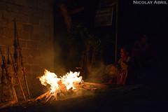 Celebrating religious holidays in Bali's Nusa Penida (Nicolay Abril) Tags: indonesia indonésie indonesien إندونيسيا bali pulaubali provinsibali بالی nusapenida بينيدا جزيرة asia asien asie l'asie 아시아 เอเชีย អាស៊ី 亚洲 亞洲 アジア châuá sudesteasiático đôngnamá southeastasia asiatenggara asiedusudest sudestasiatique 东南亚 ஆசியா தென்கிழக்குஆசியா galungan fuego llama fogata feu flamme feudecamp apiunggun fire flame campfire asado roast panggang clavebaja lowkey dark darkness kegelapan oscuro oscuridad night noche luz light malam