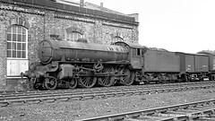 c.10/1964 - Dairycoates (50B) MPD, Hull, East Yorkshire. (53A Models) Tags: britishrailways lner thompson b1 460 61065 steam withdrawn dairycoates 50b mpd hull eastyorkshire train railway locomotive railroad