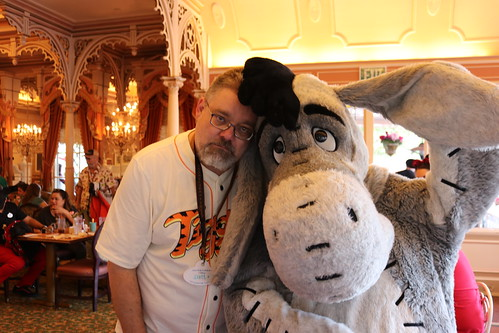 """Eeyore and Scott • <a style=""""font-size:0.8em;"""" href=""""http://www.flickr.com/photos/28558260@N04/32066276738/"""" target=""""_blank"""">View on Flickr</a>"""