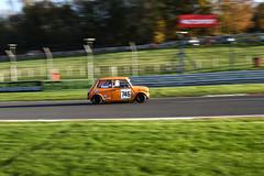 Dunlop Mini Se7en & Dunlop Mini Miglia 0 Plate Trophy Mini Se7en S (Michael Dryden) (motorsportimagesbyghp) Tags: brandshatch motorsportmotorracing autosport dunlop minise7en minimiglia plate trophy michaeldryden barc national championship