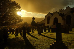 Heavenly Parting, Selworthy (EmPhoto.) Tags: selworthychurch exmoor uk emmiejgee landscapepassion sonya7r breakthrough sunandraintogether