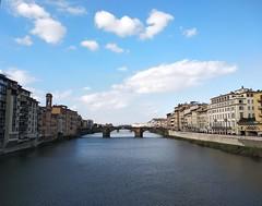 Florence,Italy (Alexanyan) Tags: florence arno river bridge jewellery historic italian firenze tuscany italia italy europe