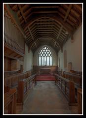Choir and Chancel (veggiesosage) Tags: stmaryschurch eastleake church historicchurch nottinghamshire normanchurch gx20 grade1listed hdr aficionados