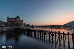 praga (marco_brst) Tags: panorama sunset sky prague praga amazing bridge explore europe beautiful landscape sun