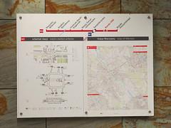Metro Warszawskie - Information (transport131) Tags: metro mw informacja information plan schemat scheme