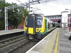 350239 (Rob390029) Tags: 350239 london midland class 350 harrow wealdstone railway station hrw