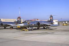 1979_10_012 CF-104 104711 Starfighter (canavart) Tags: exercise mapleflag october 1979 cfbcoldlake alberta lockheed cf104 starfighter 104711 417squadron