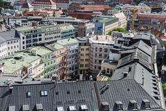 Color Houses (Jontsu) Tags: germany deutschland munich munchen houses color nikon d7200 35mm building buildings