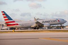 2019_02_23 MIA stock 737 MAX-7 (jplphoto2) Tags: 737 737max americanairlines americanairlines737max8 boeing737 boeing737max jdlmultimedia jeremydwyerlindgren kmia mia miamiinternationalairport n304rb usatoday aircraft airline airplane airport aviation