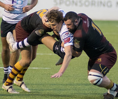 Preston Grasshoppers 22 - 27 Hudderrsfield January 05, 2019 36612.jpg (Mick Craig) Tags: 4g lancashire action hoppers prestongrasshoppers agp preston lightfootgreen union fulwood upthehoppers rugby huddersfield rugger sports uk