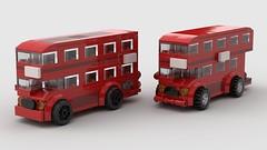 doubledecker (dimkablinov) Tags: lego moc vehicle car bus doubledecker