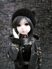 Yoru (Munchi-chan) Tags: luts kdf kiddelf yuz bjd abjd doll