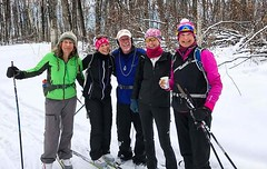 Conditions should be perfect this year for The Outfitter's Nordic Ski Loppet in Harbor Springs on February 3rd. And you'll be off the course in time to watch the Super Bowl. #letswinter http://bit.ly/2FLhyxg (maxwellandmiller) Tags: petoskey petoskeyarea mi michigan harborsprings bayharbor boyne alanson