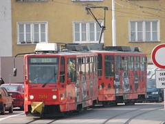 IMG_3739 (-A l e x-) Tags: bratislava slovakei tram strassenbahn tramway slovakia 2006 öpnv reise verkehr öffis