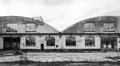 Twins (The Urban Tourist) Tags: urbanexploration urbex abandoned abandonedfactory industrial