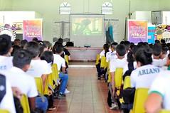 08-11-18 Semana da Juventude cria mobilização pela Luta contra a Aids.