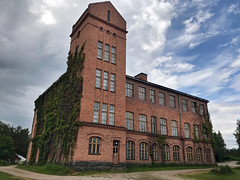(Sameli) Tags: 1899 shoe factory abandoned industrial building juupajoki finland architecture