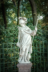 Minerva (Shumilinus) Tags: 2018 35mmf18 landscape nikond300s saintpetersburgrussia summer summergarden sculpture statue monument park city