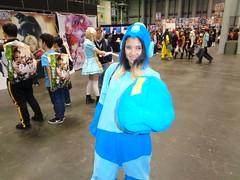 Anime NYCC 11-17-18 (87) (Comic Con Culture) Tags: animenyc animenyc2018 cosplay javitscenter anime nyc megaman