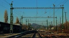 Újpest-Angyalföld    Biotar258 (DJ-Lerry von Kolossy) Tags: újpest angyalföld vasút railway rókahegy nagykevély