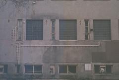 Three (Carl Suvanto) Tags: factory abandoned finland kauhajoki windows