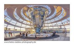 Über den Dächern der Stadt / above the roofs of the city (H. Roebke) Tags: 2018 de architektur farbe regierungsviertel reichstag architecture berlin sigma1224mmf40dghsmart canon5dmkiv lightroom colour