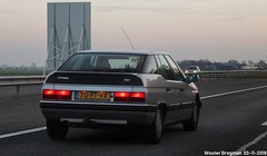 Citroën XM 2.0i 2000 (XBXG) Tags: 70ftvx citroën xm 20i 2000 citroënxm a32 wirdum leeuwarden fryslân friesland nederland holland netherlands paysbas youngtimer old classic french car auto automobile voiture ancienne française vehicle outdoor