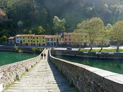 Ponte della Maddalena (giorgiorodano46) Tags: aprile2011 april 2011 pontedeldiavolo giorgiorodano toscana ponte bridge fiume river serchio tuscany