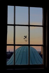 A room with a view (Eduardo Ruiz M.) Tags: melancholy window sunset orleans neworleans louisiana frame
