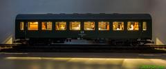 Piko G Reko-Wagen 2. Klasse - 37650 (Stefan's Gartenbahn) Tags: gartenbahn personenwagen personenzug car auto piko luckydiecast spurg 124 innenbeleuchtung ledwageninnenbeleuchtung rekowagen mitropa speisewagen