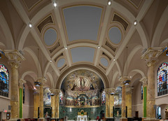 St. Francis of Assisi (CONTROTONO) Tags: awesome arch art architecture beautiful brass bubble building bulge longexposure ceiling controtono church cathedral temple interior altar organ drama exploration fresco gallery hall location marble mosaic paint painting palace perspective room school show stained stone stucco supershot texture tourist travel view wallpainting wideangle column chandelier construction angel antiquedoor