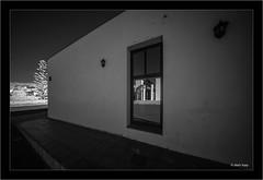 Sony A7R IR, with Laowa 10-18mm f/4.5-5.6 FE @10mm (Dierk Topp) Tags: a7r bw ilce7r ir laowa1018mmf4556fezoom sonya7rir architecture canaryislands infrared infrarot islascanarias lapalma monochrom sw sony puntagorda reflections