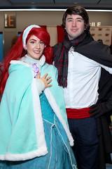 18-12-08_FanDays-49 (kookabrophoto) Tags: cosplay christmas fandays ariel eric winter the little mermaid disney