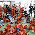 創作活動による子どものこころの健康維持の写真