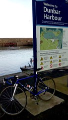 Ribble at Dunbar Harbour. (Paris-Roubaix) Tags: