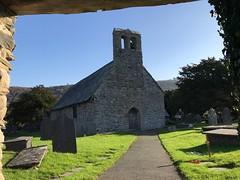 5398 Eglwys y Santes Fair - St Mary's Church (Andy - Well busy - again) Tags: caerhunparishchurch ccc church churchyard eee eglwysysantesfair ggg graveyard graves headstones hhh parishchurch ppp sss stmaryschurch yyy