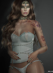 Gotta know if it's worth letting go of my secrets More precious than diamonds and gold...♫ (Isabella_Brune) Tags: doux empyreanforge identity aislingvoluptasvirtualis enfantterrible