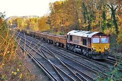 66076 (stavioni) Tags: ews db cargo schenker class66 diesel railway railfreight freight train engineers