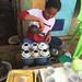 Making coffee near Aksum, Ethiopia