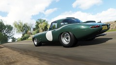 Jaguar E-Type Lightweight (PixelGhostClyde) Tags: forza motorsport horizon fh4 turn 10 studios t10 playground games pg microsoft xbox one xb1 xbone x xb1x 4k jaguar xke etype lightweight inline 6 gt racer vintage