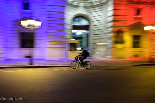 Ride a Bike in Paris